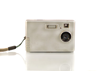 point and shoot: Digital point and shoot camera for photography