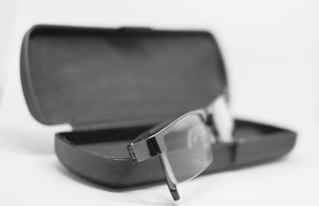 Perspective of eye-wear glasses for reading and sight
