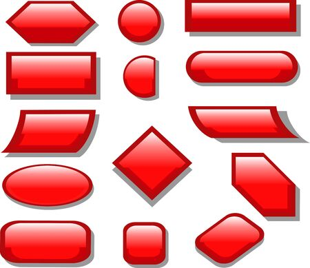 buttom: Buttom Internet Red Computer Icon