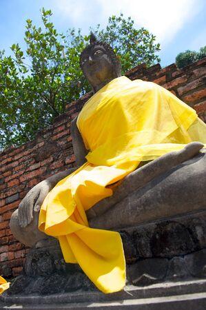 yai: Wat Yai Chai Mongkon di Ayutthaya