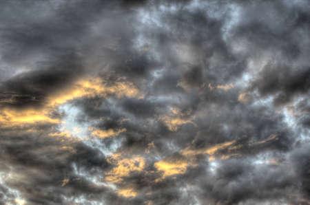sfondo del cielo con le nuvole Archivio Fotografico - 11802033