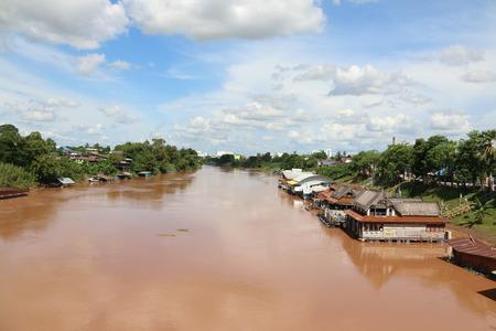 Landscape of river