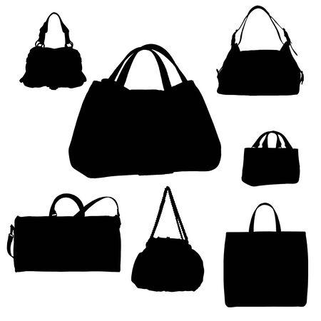 loafer: bags illustration