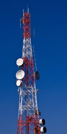 Antenna signal. photo