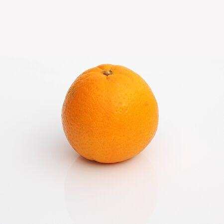Orange isolated on a white background
