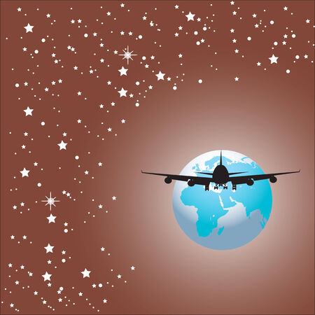 air travel: I viaggi aerei.