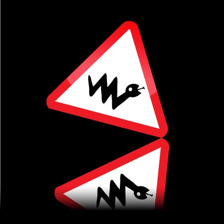 damaging: Snake danger signs