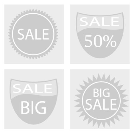 Sale price tag Vector