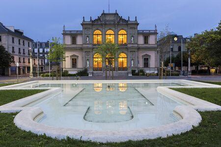 musique: Conservatoire de Musique de Genève, Switzerland Editorial