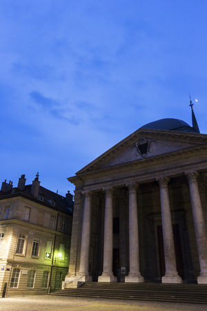 peter's: St Peters Cathedral in Geneva, Switzerland