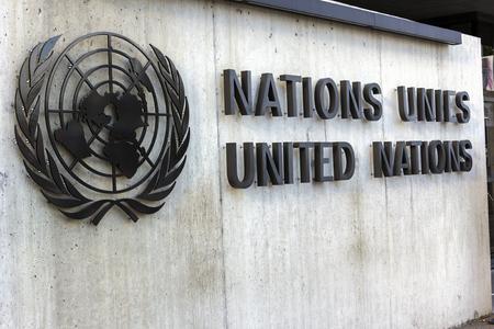 nazioni unite: United Nations Office at Geneva, Switzerland