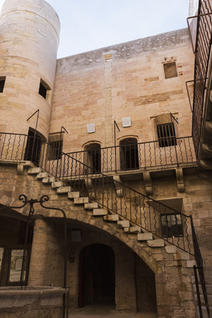 the count of monte cristo: Castle of If in Marseilles in France