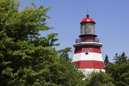 scotia: Seal Island Light Museum in Nova Scotia in Canada
