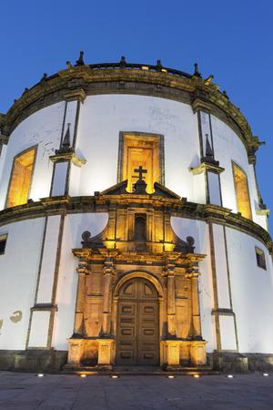 Mosteiro da Serra do Pilar in Porto in Portugal