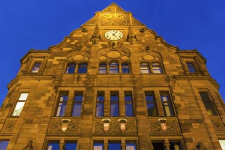 Old Town Hall at the Friedensplatz in Dortmund in Germany Reklamní fotografie