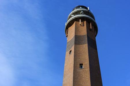 octagonal: Octagonal phare du Touquet in France
