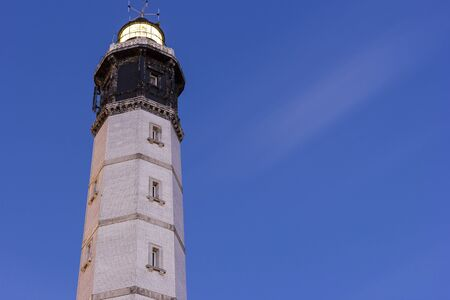 calais: Calais Lighthouse located in the streets of Calais in France