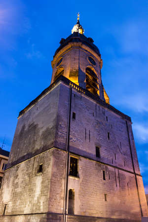fil: Belfry of Amiens, France Stock Photo