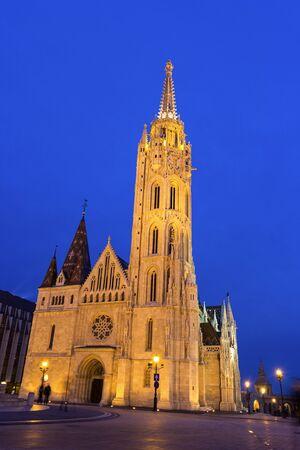matthias: Matthias Church in Budapest, Hungary