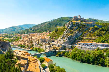Sisteron is a commune in the Alpes-de-Haute-Provence department