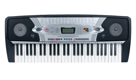 synthesiser: Synthesiser Keyboard