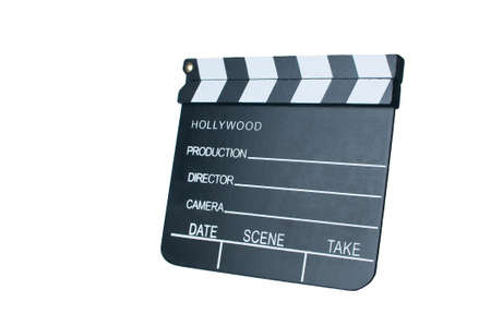 clapboard Stock Photo - 12325469