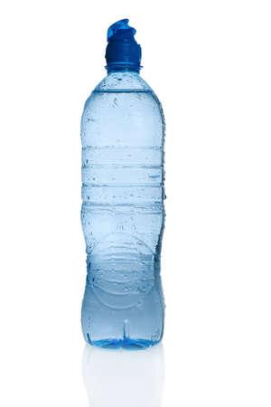 purified water: Botella de agua Foto de archivo