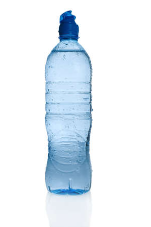 no water: Bottle of water