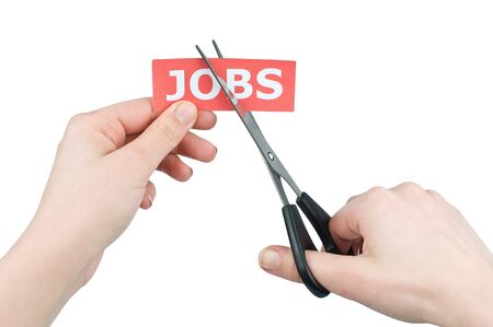 Cutting jobs Stock Photo - 12658330