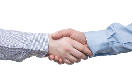 Buisness handshake  Stock Photo - 12658344