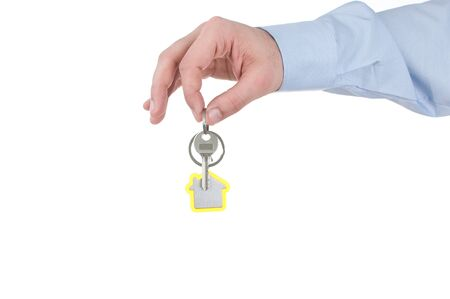 Handing Over the House Keys
