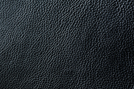 elegant black leather texture