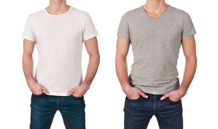blank t-shirt photo