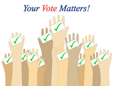 Voting with diversity concepts