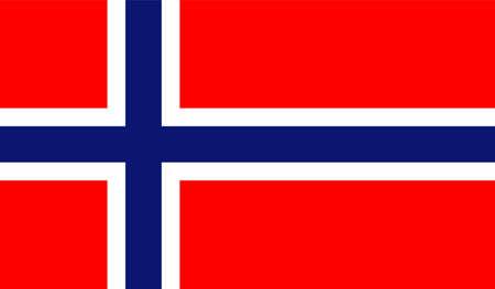 Norway flag downloadable Illustration