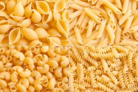 4 5: Scattered macaroni # 2, 3, 4, 5 at 20Mps