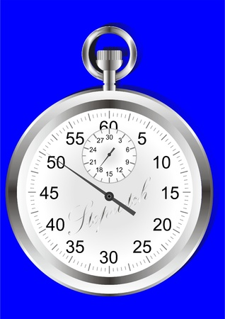 spent: A mechanical device for controlling the time spent at the start