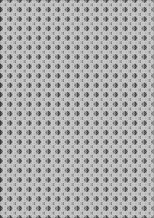 Petal gray from technical material against the gray background.