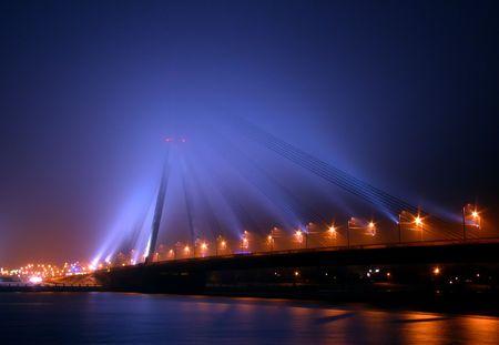 murk: Riga, Latvia, Vantu bridge 2