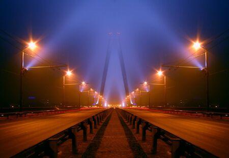 bridging: Riga, Latvia, Vantu bridge