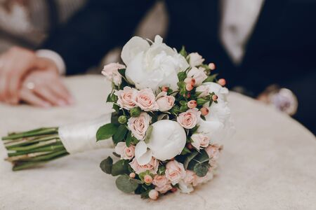 wedding bouquet HD