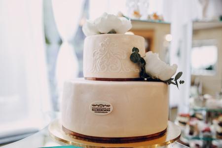 wedding desserts HD Stock Photo