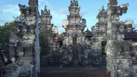 발리 인도네시아의 사원