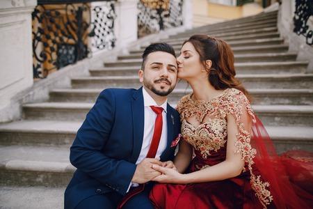 Türkisches Paar