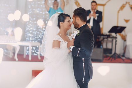 wedding danse