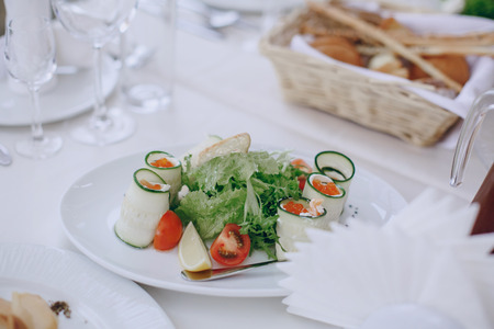 wedding dishes