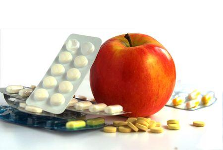 Een appel per dag houdt de dokter weg