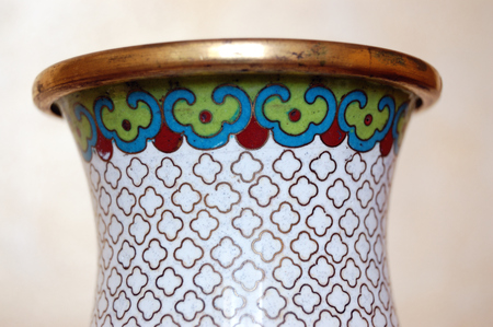 vase: OLD VASE.