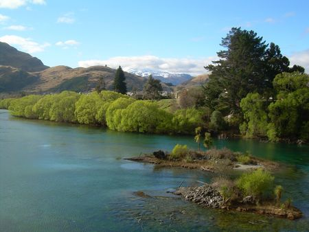 nz: Queenstown, NZ