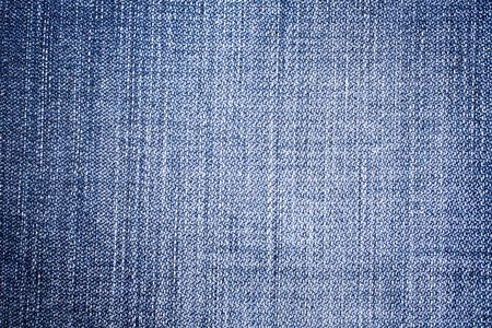 jeans material textured background macro Stock Photo